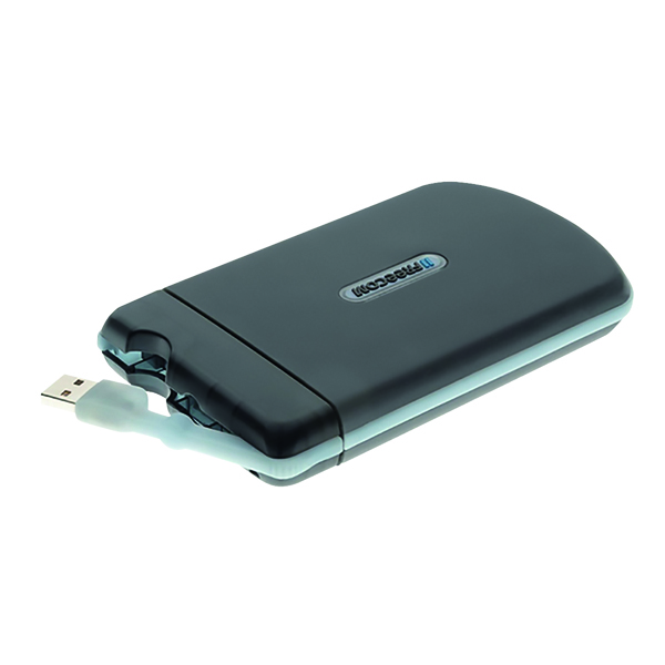 Freecom Tough Drive 2TB USB External Hard Disk Drive Black 56331