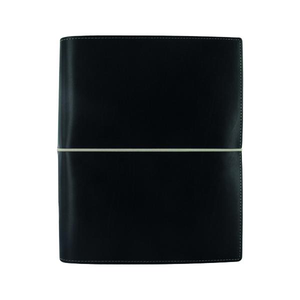 Filofax Domino Organiser A5 Black 27868