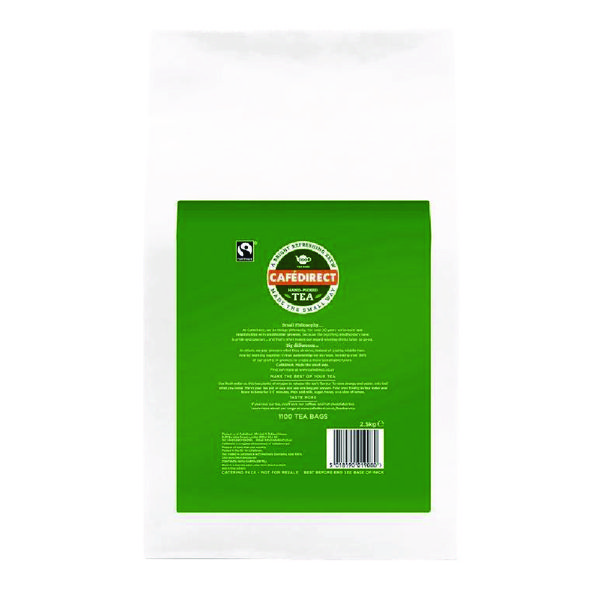 Cafedirect Everyday Tea Bags (1100 Pack) TW13204