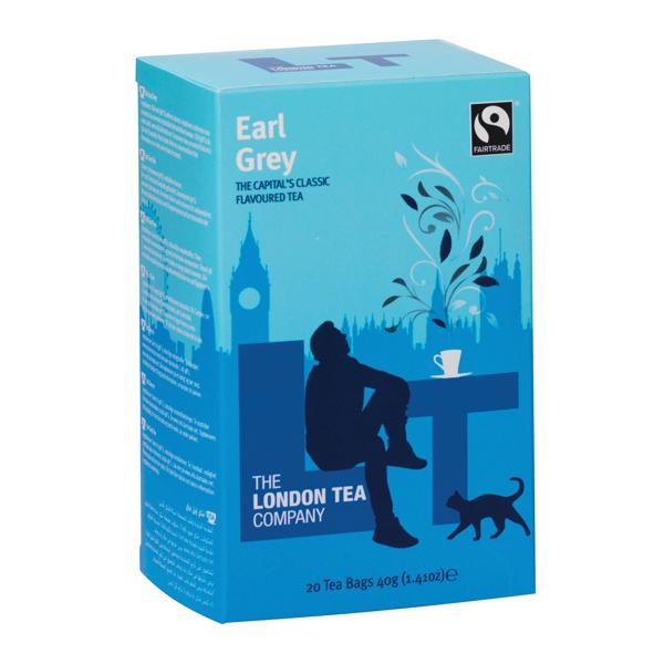 London Tea Earl Grey Tea (20 Pack) FLT0007