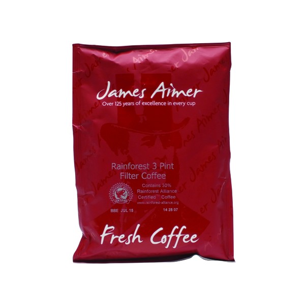 Exclusive Medium Roast Filter Coffee 3 Pint Sachet 50g (50 Pack) VRFA3PINT