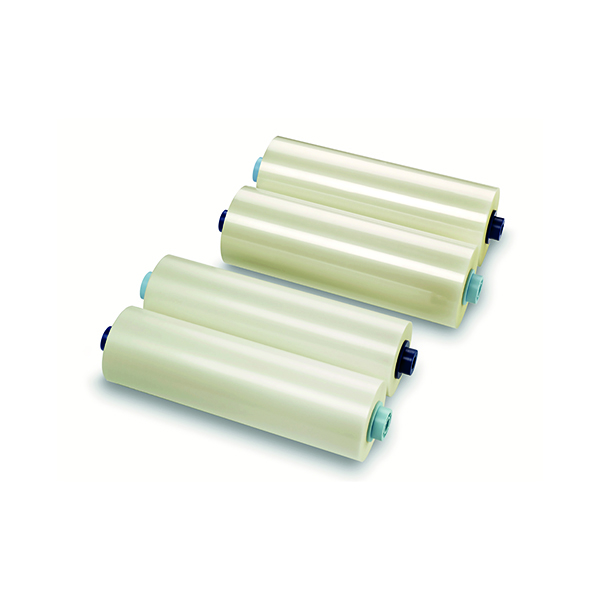 GBC Laminating Roll Film 635mm x 75m 75micron Clear (2 Pack) 3400929