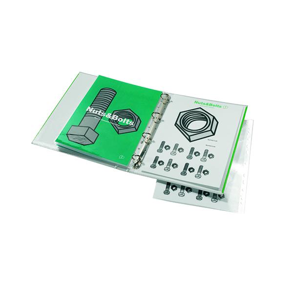 GBC Organise Laminating Pouch Gloss A4 150micron (100 Pack) 41664E