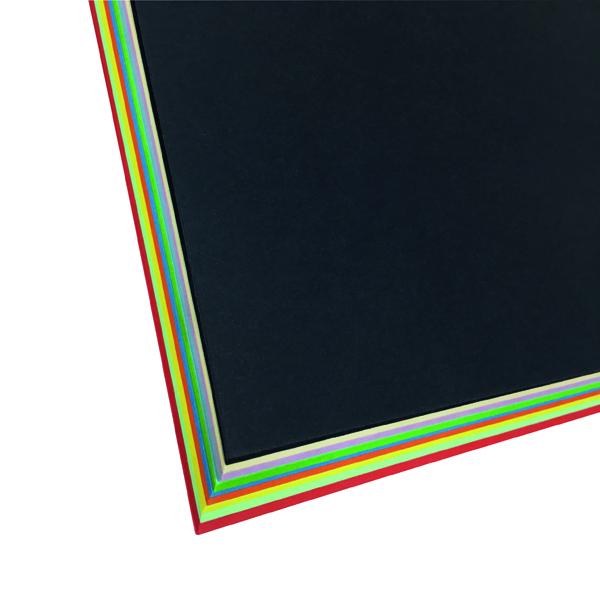Graffico Display Paper 320 x 450mm Assorted (200 Pack) EDPA3+