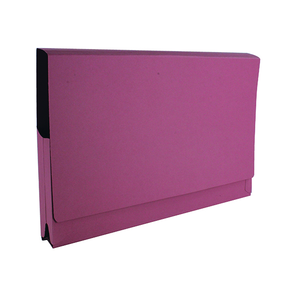 Guildhall Pink Full Flap Pocket Wallet (50 Pack) PW2-PNK