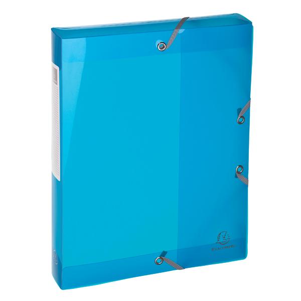 Exacompta Iderama 40mm Box Files Assorted (8 Pack) 59770E