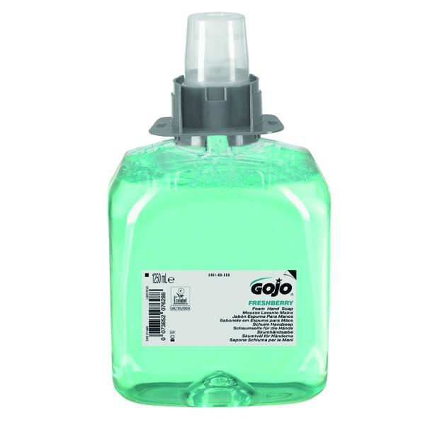 Gojo Freshberry Foam Hand Soap FMX 1250ml 5161-03-EEU