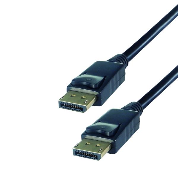 Connekt Gear Display Port v1.2 Display Cable 2m 26-6020