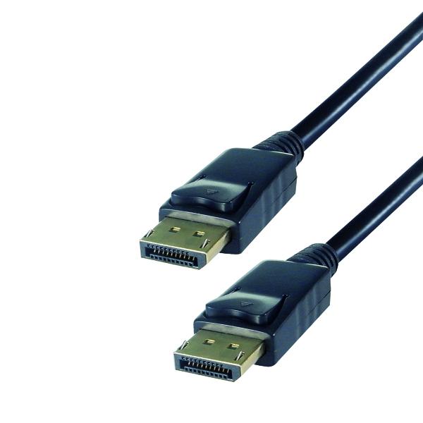 Connekt Gear Display Port v1.2 Display Cable 3m 26-6030