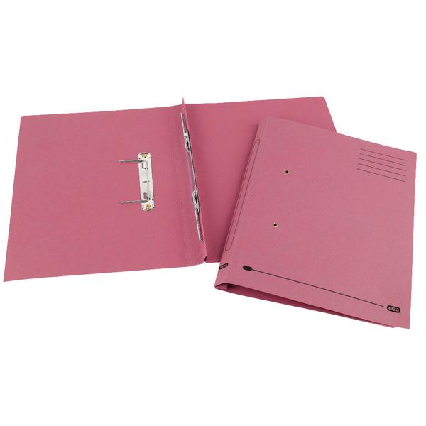 Elba Spirosoft Spring Foolscap Pink (25 Pack) 100090162