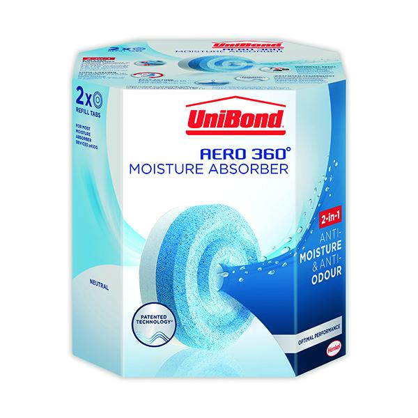Unibond Aero 360 Neutral Refill (2 Pack) 2633442