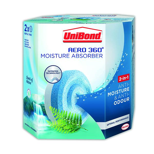 Unibond Aero 360 Waterfall Freshness Refill (2 Pack) 2631290