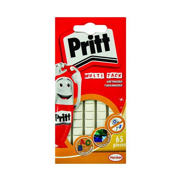 Pritt Multi Tack Squares White (1560 Pack) 1444963