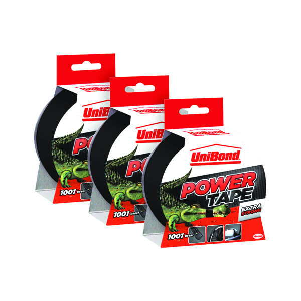 UniBond Power Tape Black 3 for 2 HK810860