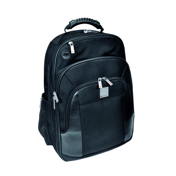 2640ed0f984e Monolith Black Forward Executive Backpack 3012