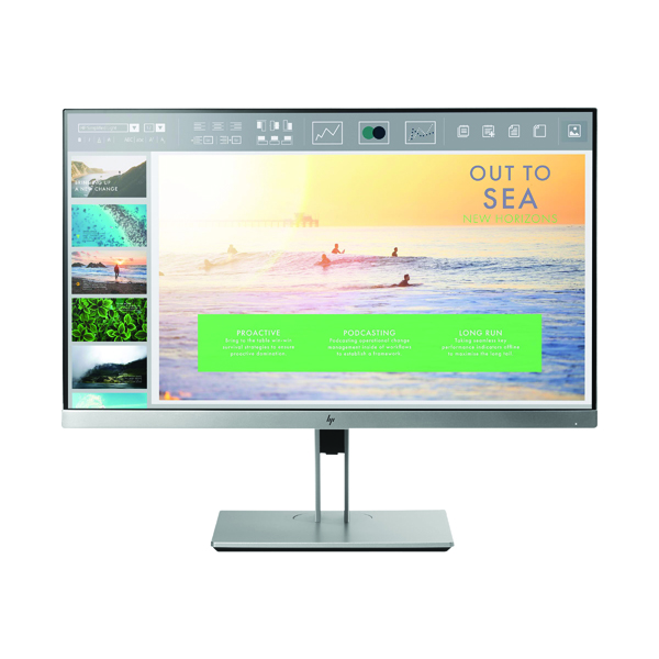 HP EliteDisplay E233 23 Inch Monitor 1FH46AA#ABU