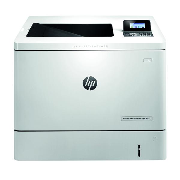 HP Colour LaserJet Enterprise M553dn Laser Printer B5L25A