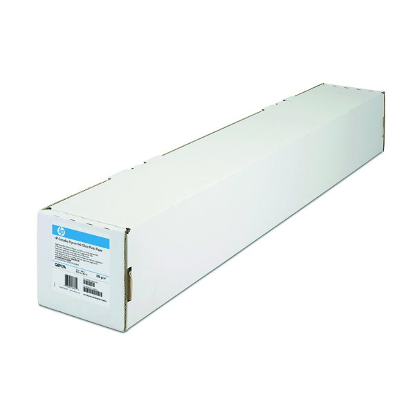 HP Clear Film 914mm x 22m 101micron C3875A