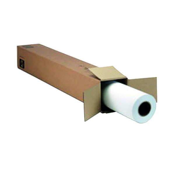HP White Heavyweight 610mm Coated Paper Roll C6029C