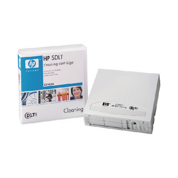HP Super DLT Cleaning Cartridge  C7982A