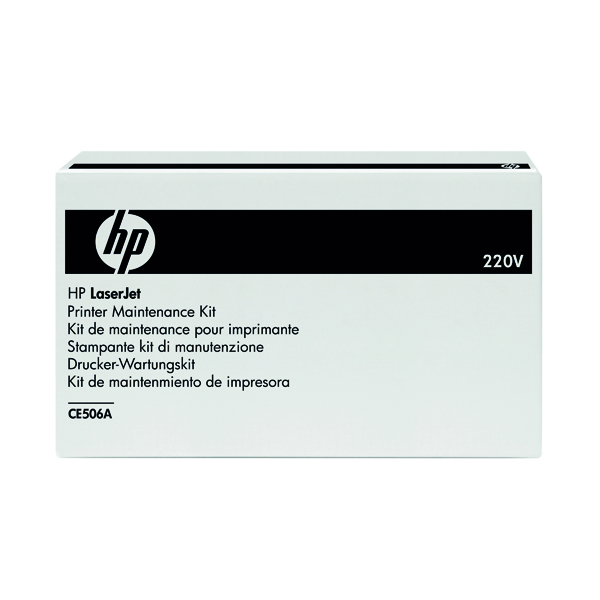 HP Color LaserJet 220V Fuser Kit CE506A
