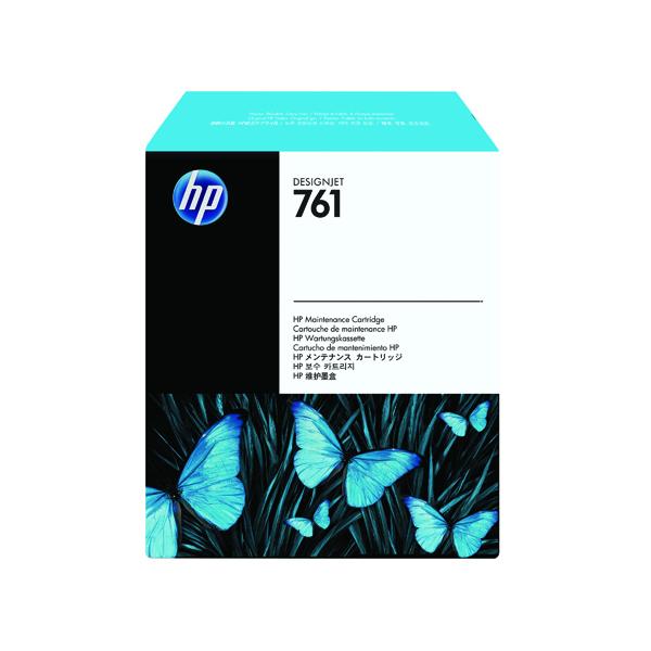 HP 761 Design Jet Maintenance Cartridge CH649A