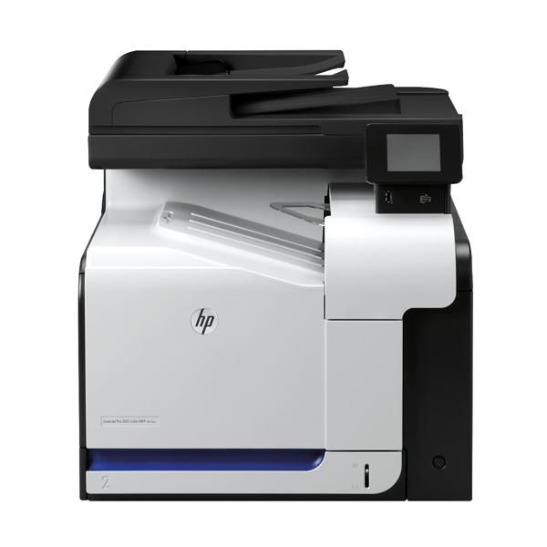 HP LaserJet Pro 500 M570dw Multifunctional Colour Laser Printer CZ272A