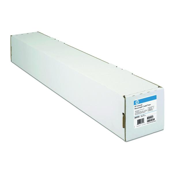 HP A0 Coated Paper 90gsm 841mmx45.7m Q1441A