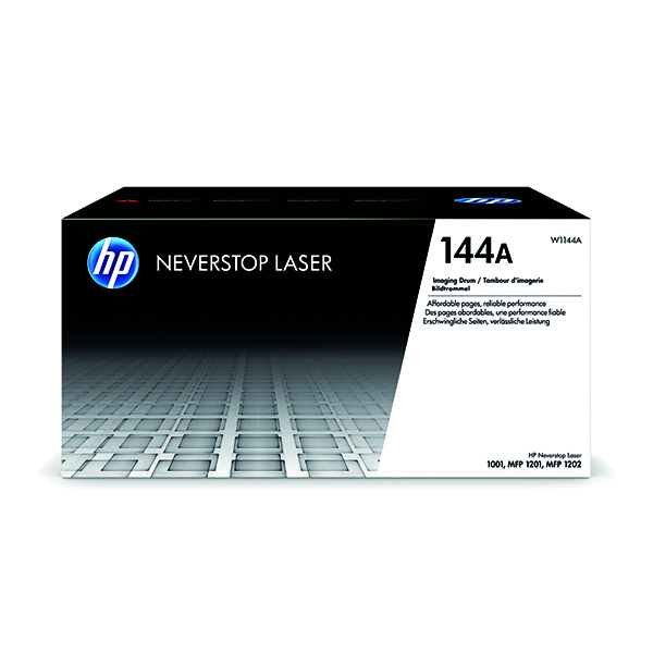 HP 144A Original Laser Imaging Drum Black W1144A