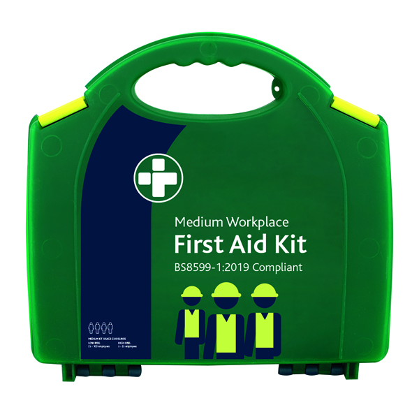 Reliance Medical Medium Workplace First Aid Kit BS8599-1 343