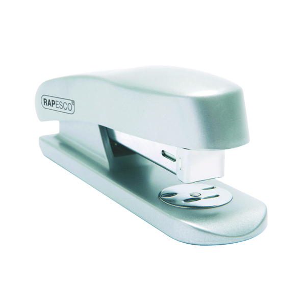 Rapesco Skippa Full Strip Stapler Silver RES260C1