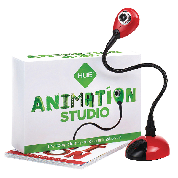 Hue Animation Studio Red AS0002