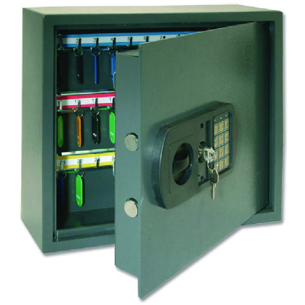 Helix 100 Key Capacity High Security Key Safe CP9100