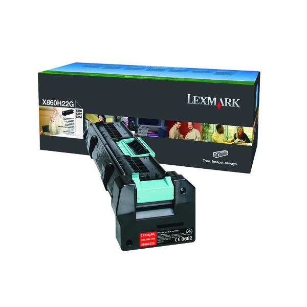Lexmark Black W850 Photoconductor Unit W850H22G