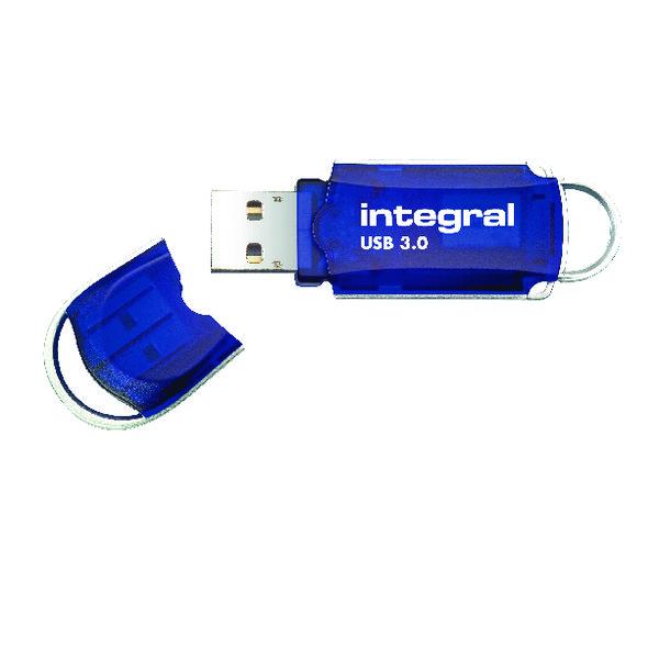Integral Courier Flash Drive USB 3.0 64GB INFD64GBCOU3.0