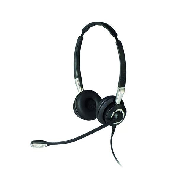 Jabra BIZ 2400 II Mono USB UC Bluetooth Headset 2496-829-209