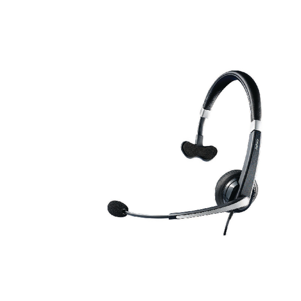 Jabra Black Voice 550 UC Mono Headset 5593-829-209