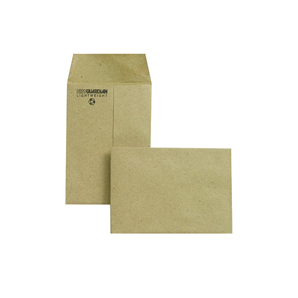 New Guardian Envelope 98x67mm Pocket Gummed 80gsm Manilla (2000 Pack) M24011