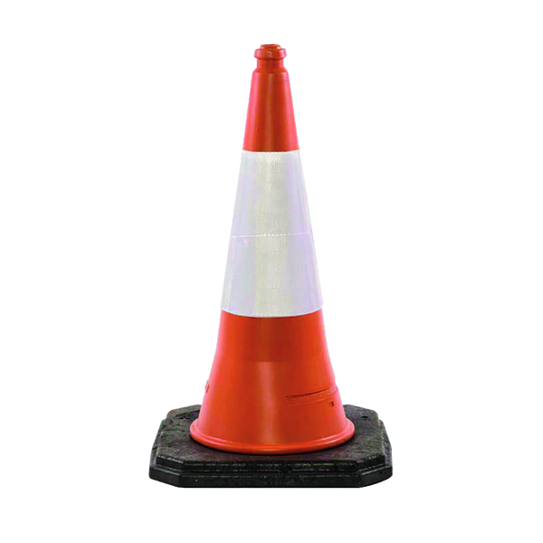50cm Sand Weighted Cone Red JAA049-220-600