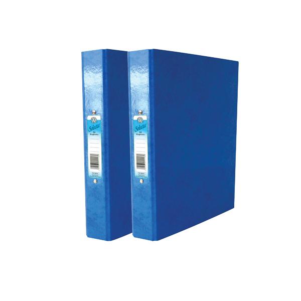 Concord IXL Blue A4 Ring Binder (10 Pack) BOGOF JT816023