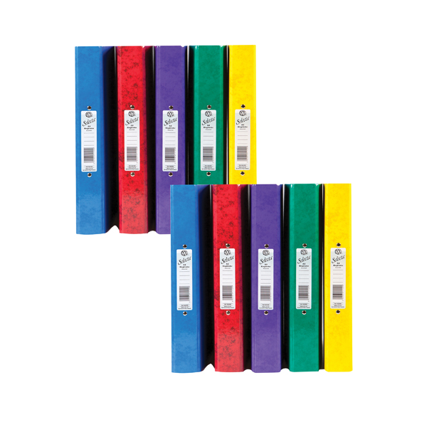 Concord IXL A4 Ring Binder Assorted (10 Pack) BOGOF JT816026