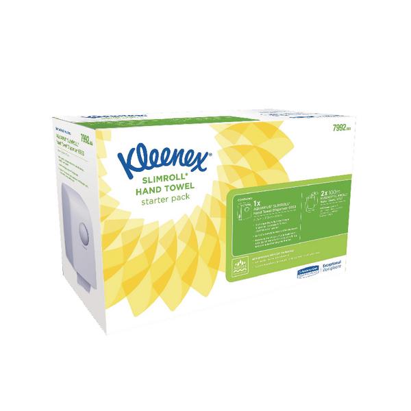 Kleenex Slimroll Starter Pack 7992