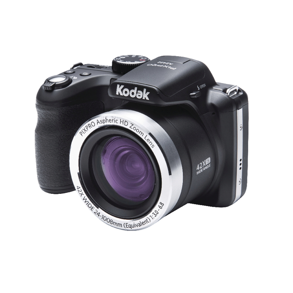 Kodak PIXPRO AZ422 Astro Zoom Bridge Digital Camera Black KOD727