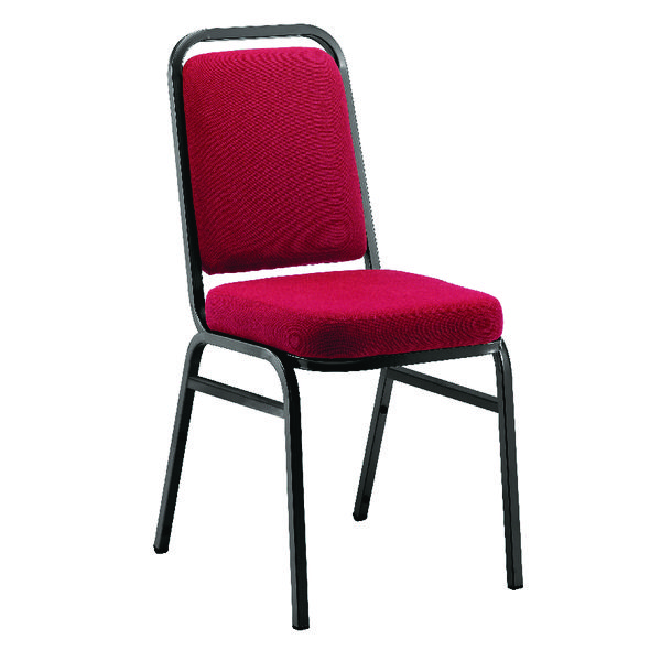 Arista Banqueting Claret Chair KF03338