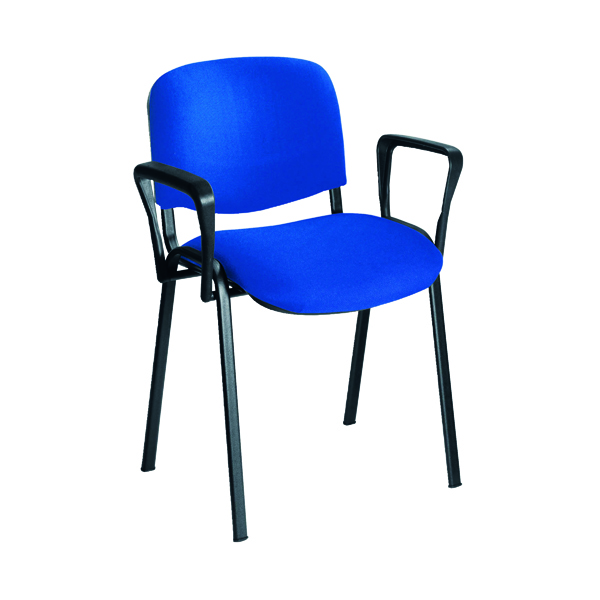 Jemini Arms For Stacking Chair Black (2 Pack) KF03348