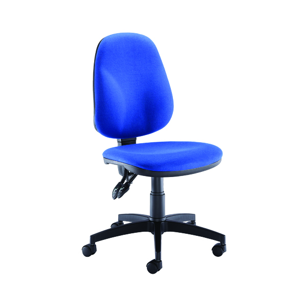 Arista Concept High Back Permanent Contact Operator Chair Blue KF03456