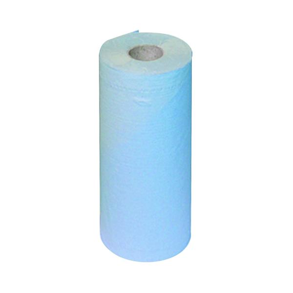 2Work 2-Ply Hygiene Roll 20 Inch Blue (12 Pack) F03807