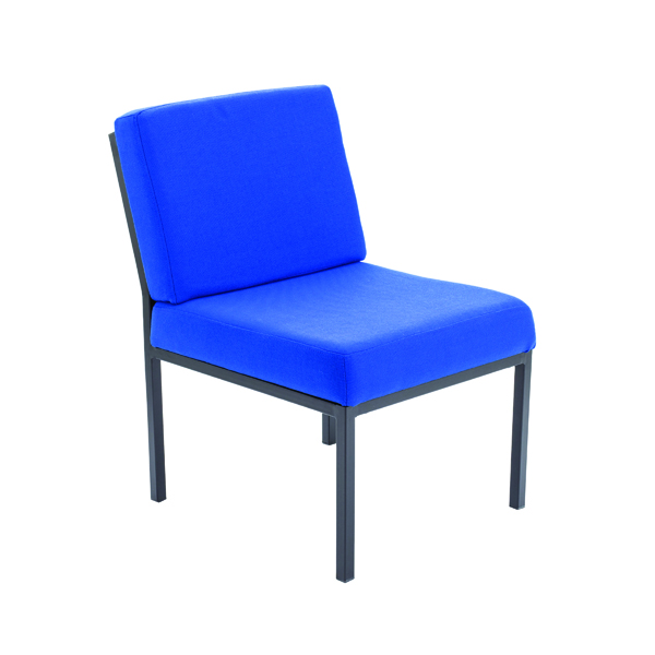 Jemini Royal Blue Reception Chair KF04011
