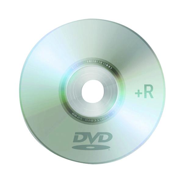 Q-Connect DVD+R Slimline Jewel Case 4.7GB KF09977