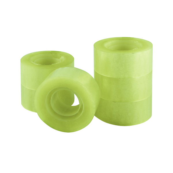 Q-Connect Adhesive Tape 24mm x 33m (6 Pack) KF27014